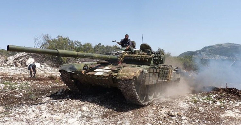 Photo of الجيش السوري يرد بالأسلحة المناسبة على خرق اتفاق منطقة منزوعة السلاح بريف حماة الشمالي