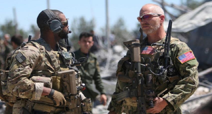 Photo of بعد قرار الانسحاب.. الأمريكيون يبنون قاعدتين قرب الحدود السورية