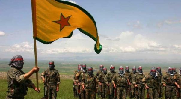 صورة وحدات حماية الشعب تناشد الدولة السورية لحمايتها