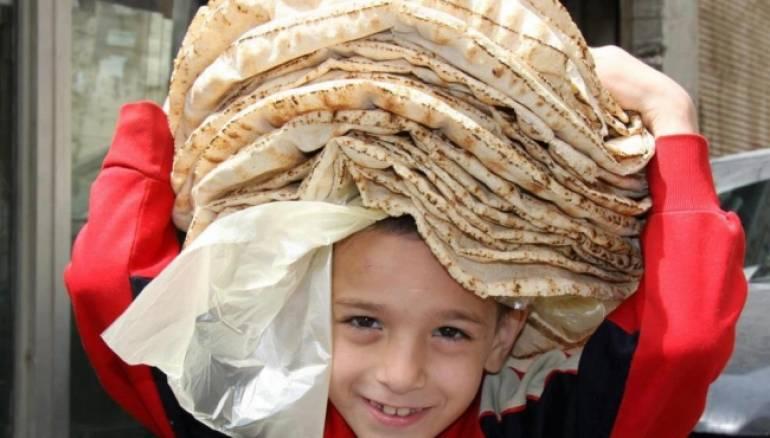 """Photo of """"الحلبيون"""" يأكلون يومياً 3,5 ملايين رغيف"""
