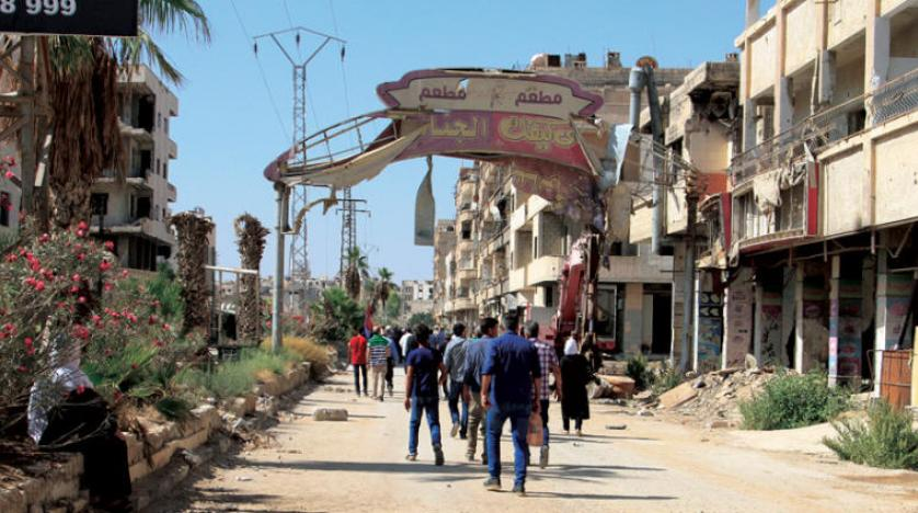 Photo of السماح لألف عائلة بالعودة والاستقرار في داريا