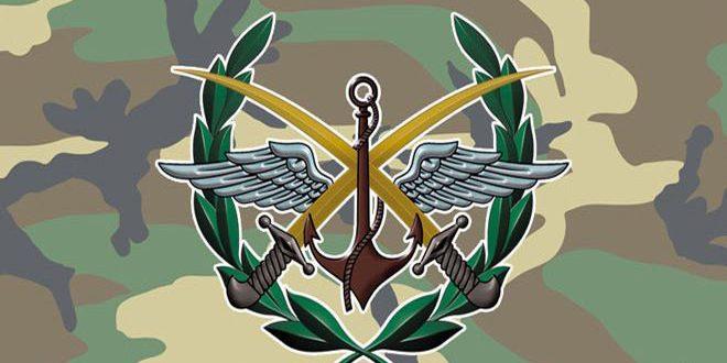 Photo of القيادة العامة للجيش تصدر أمراً إدارياً ينهي الاحتفاظ لصف الضباط المجندين (الدورة 103)