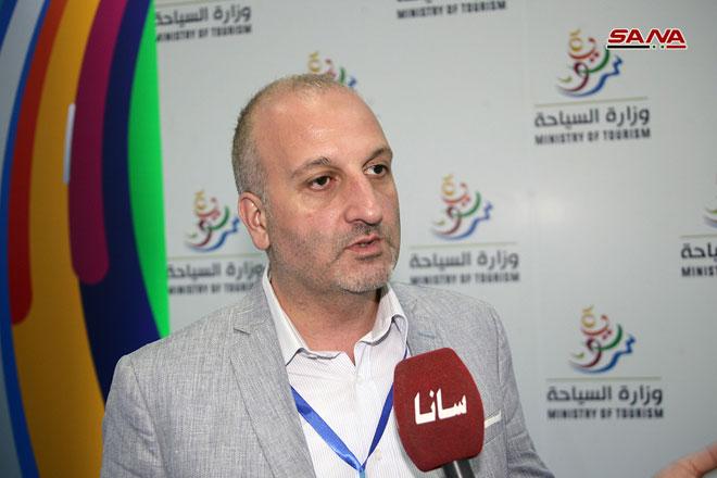 Photo of زياد البلخي مديرأ للجودة والرقابة السياحية