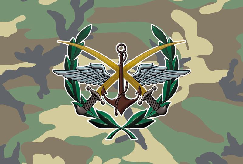 صورة القيادة العامة للجيش تصدر أمراً إدارياً بإنهاء الاحتفاظ بضباط مجندين