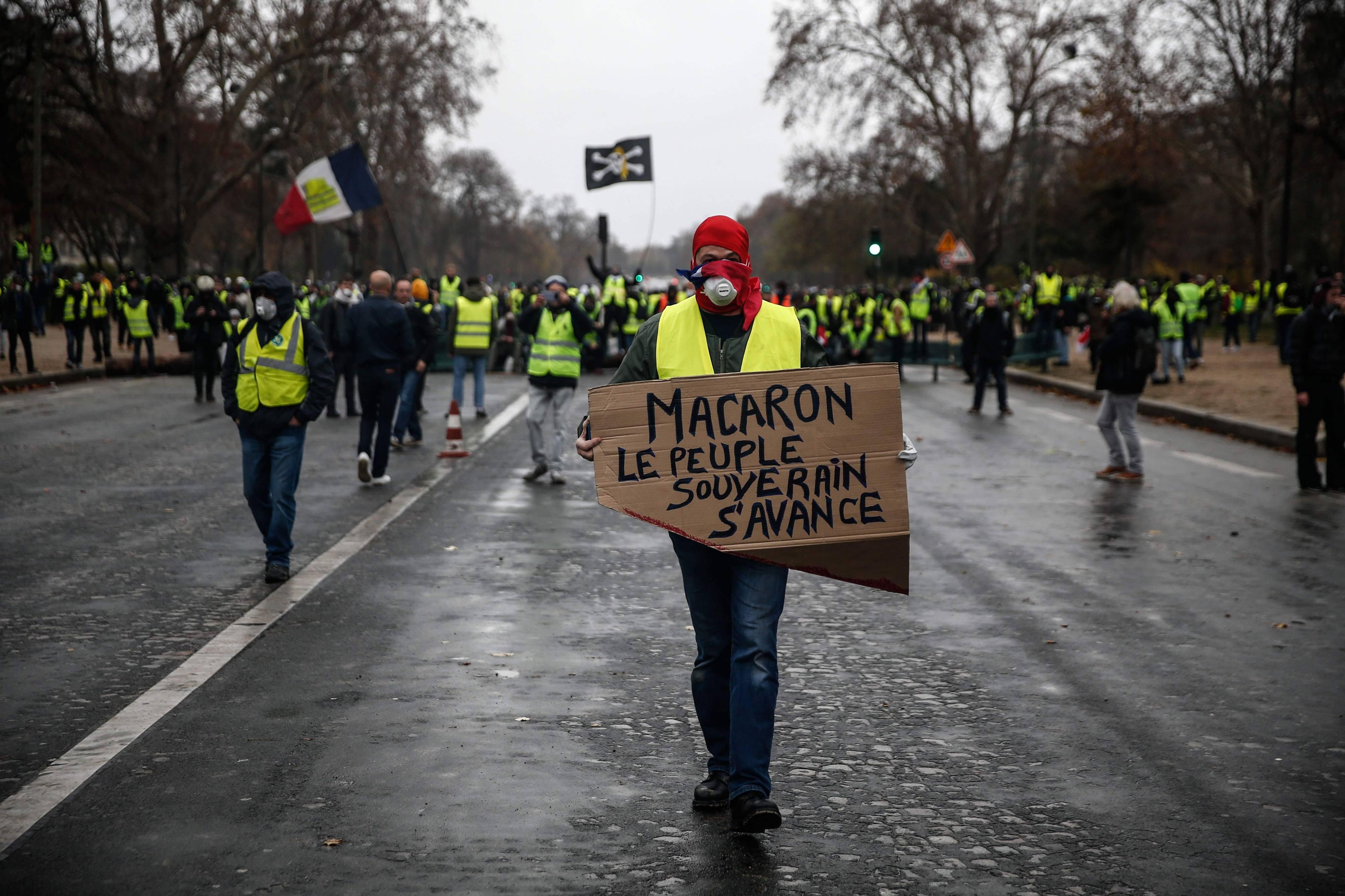 Photo of ماذا تقترح المعارضة لإخماد الثورة الفرنسية؟