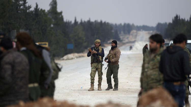 """صورة ميليشيات """"الحر"""" تعلن رسمياً مشاركتها الجيش التركي في عملية """"شرق الفرات"""""""