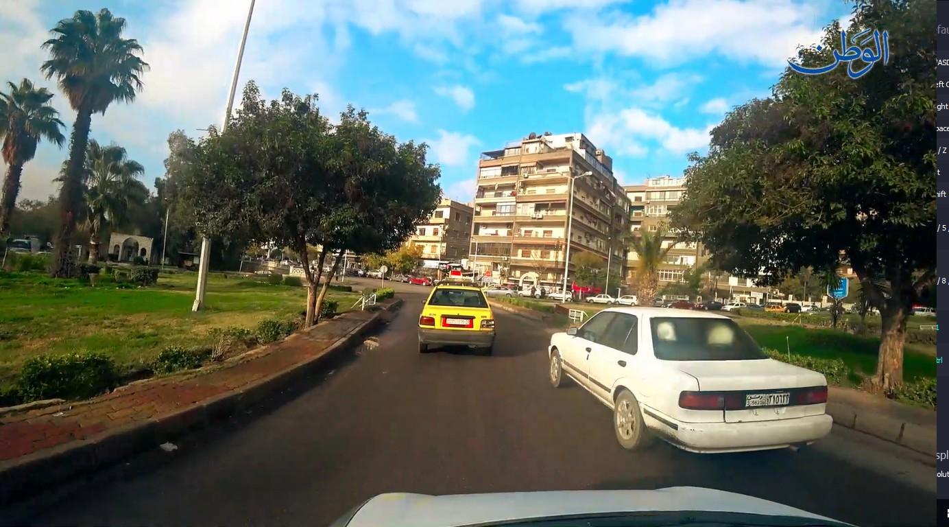 صورة الوطن ترصد شوارع دمشق صباح يوم 18-12-2018