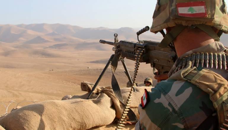 """Photo of الجيش اللبناني يرد على عملية """"درع الشمال"""" الإسرائيلية"""