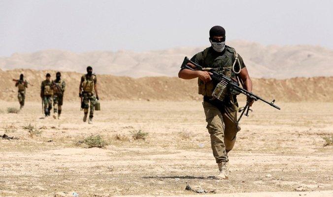 Photo of قتلى من داعش باحباط تسلل على الحدود العراقية السورية
