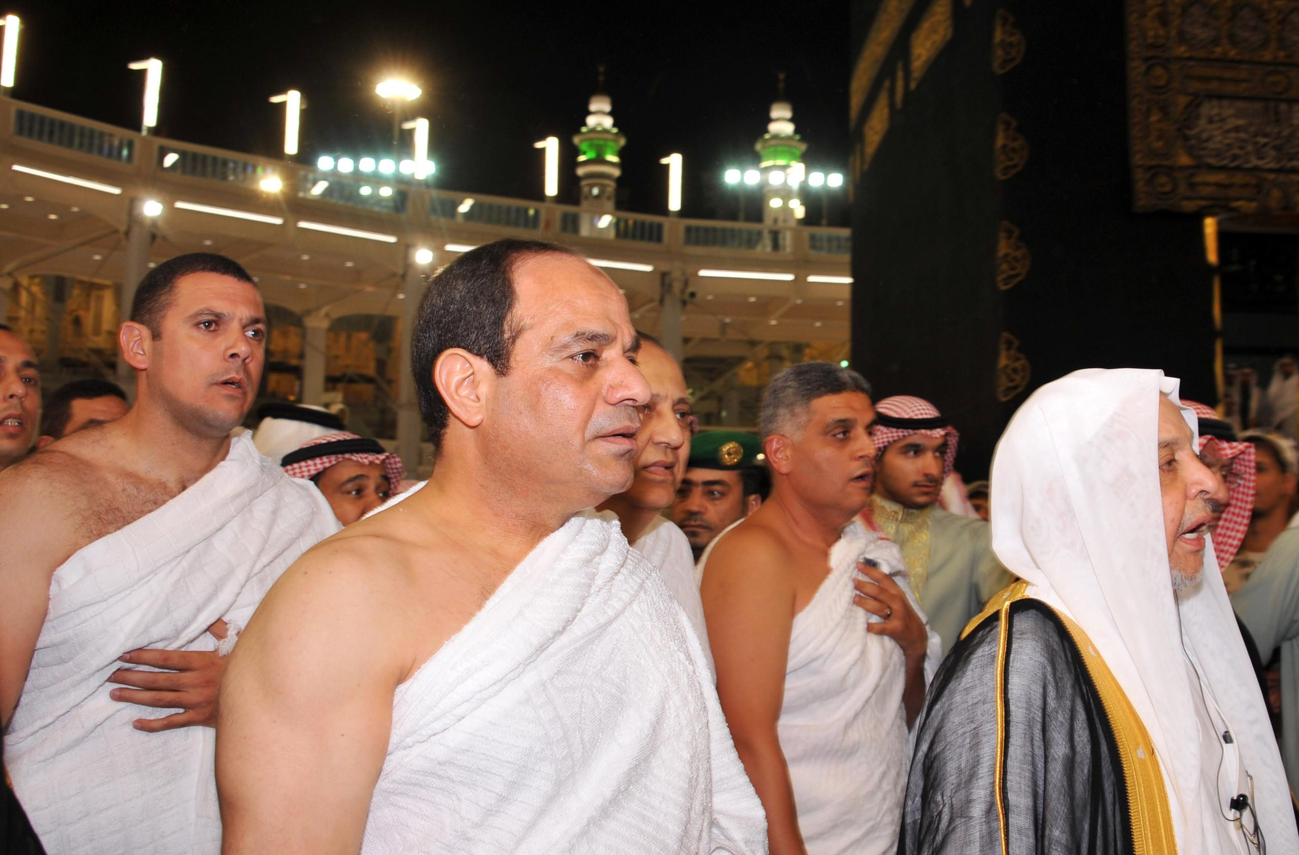 """Photo of تأجيل النطق بالحكم على متهمين بإغتيال السيسي في """"العمرة"""""""
