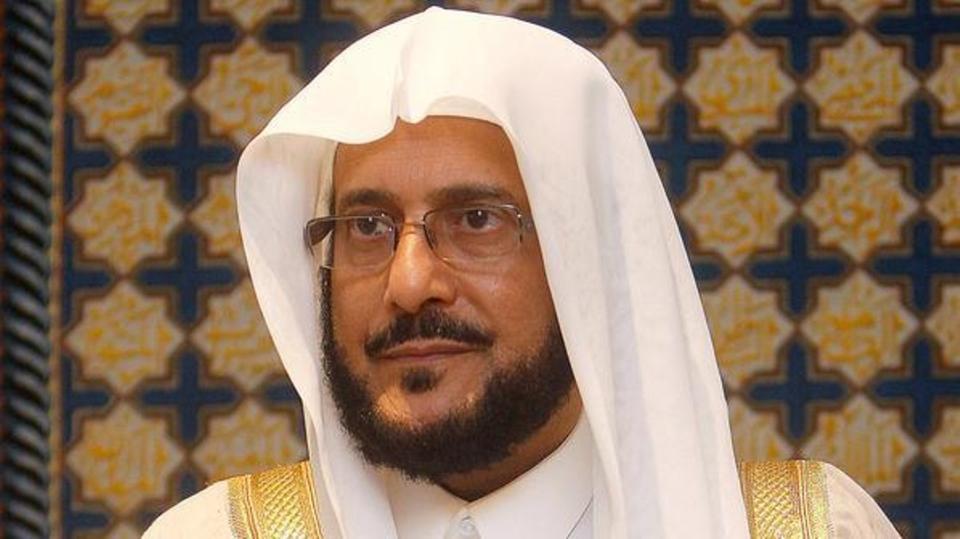 "Photo of وزير الأوقاف السعودي يهاجم ""الثورة"" السورية"