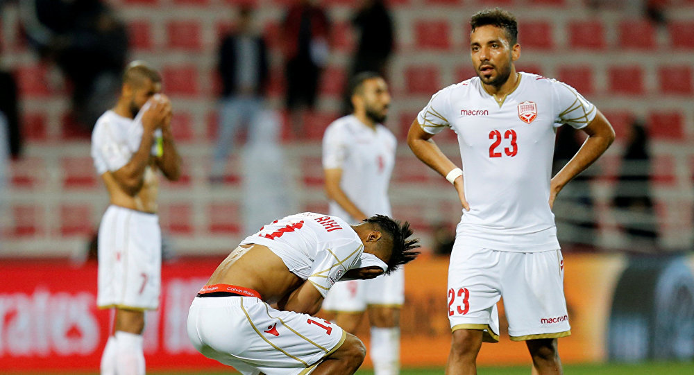 Photo of كوريا الجنوبية تهزم البحرين بالضربة القاضية وتخرجها من البطولة