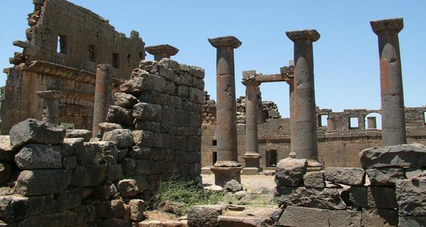 Photo of إعداد أول خريطة للمواقع الأثرية بالسويداء