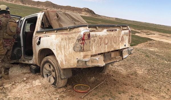 Photo of الاستخبارات العراقية تحبط عملية تفجير سيارة مفخخة