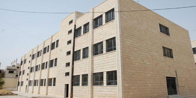 Photo of تأهيل 4 مدارس بحماة بكلفة 59 مليون ليرة
