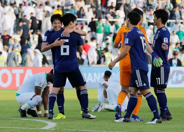 Photo of اليابان تطرد السعودية وأستراليا تتخطى أوزباكستان في كأس آسيا