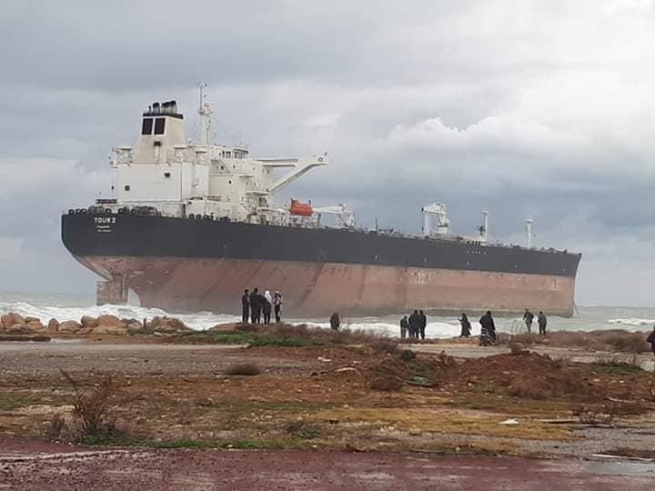 صورة العاصفة الأخيرة قد تبقى في الذاكرة السورية!