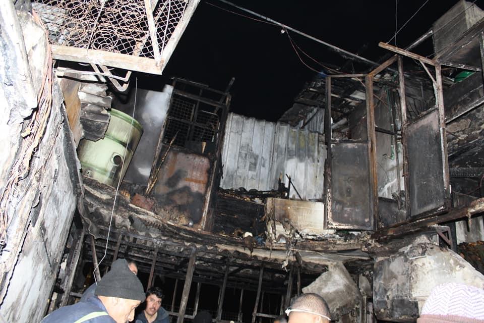 Photo of وفاة 7 أطفال نتيجة حريق بدمشق ورئيس الوزراء يوجه بمتابعة الحادث