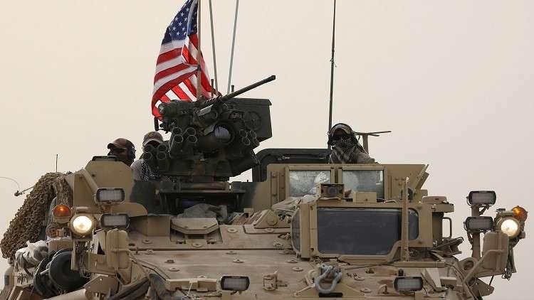 """صورة """"داعش"""" يتوعد القوات الأمريكية الموجودة في سورية"""