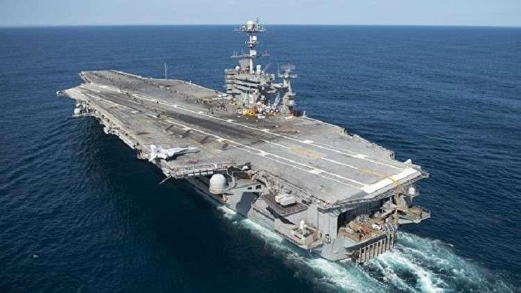 Photo of سفن حربية أمريكية وقوات من المارينز باتجاه سورية