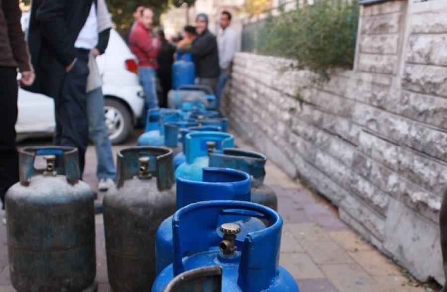 """Photo of """"محروقات"""" تطمئن: انحسار أزمة الغاز بداية شباط"""