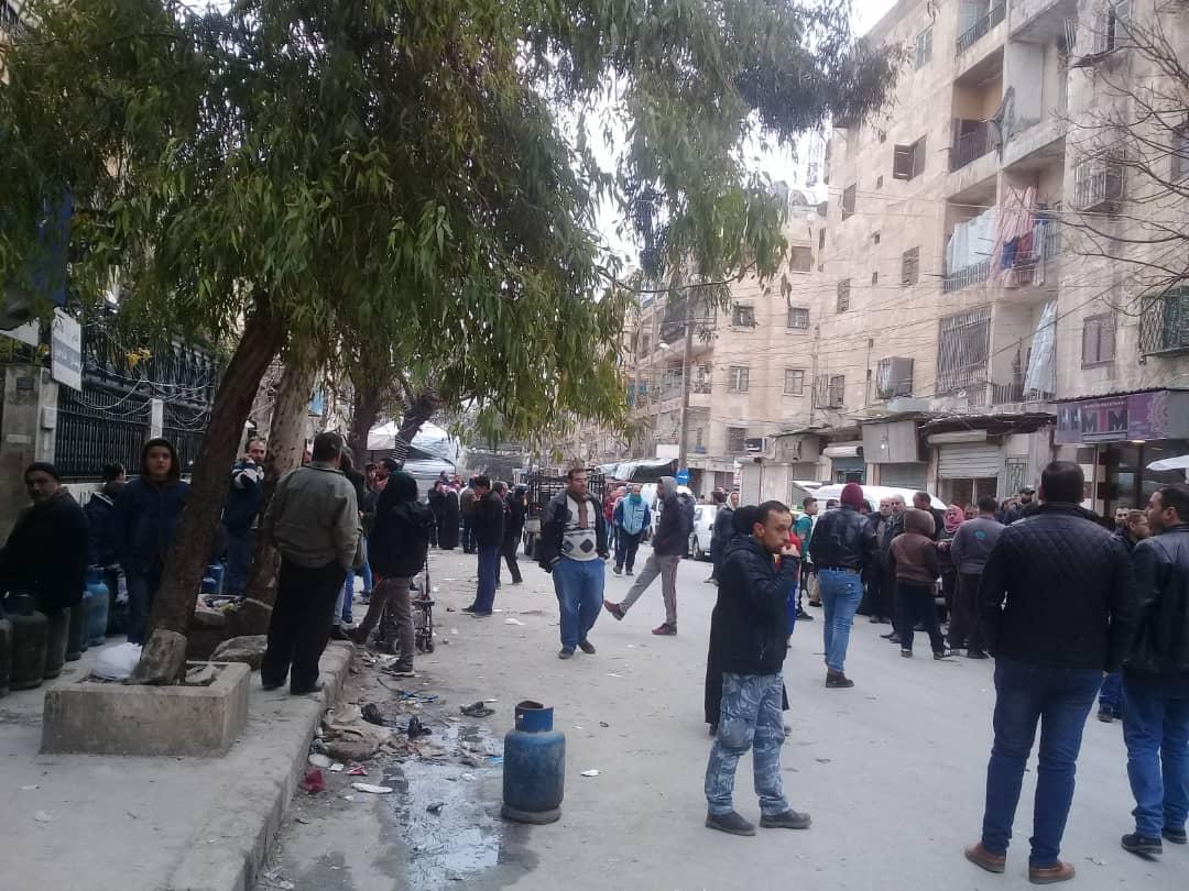 Photo of إسطوانة الغاز في حلب من ١٧ ألف إلى ٧ آلاف ليرة!
