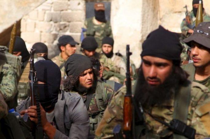 """صورة البنتاغون: أكثر من 800 داعشي أسرى في سجون """"قسد"""""""