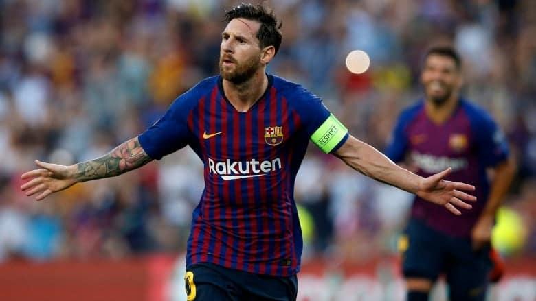 Photo of ميسي يعادل فالنسيا ويهدي برشلونة نقطة ثمينة