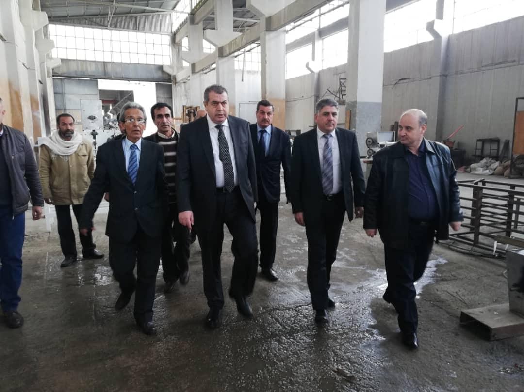 Photo of التجارة الداخلية تستعد لاستجرار الأقماح موسم ٢٠١٩