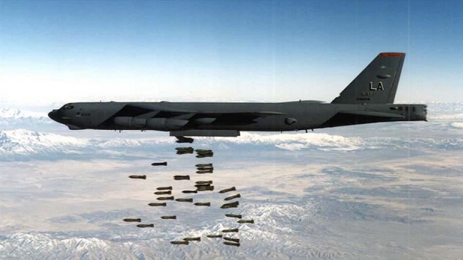 """Photo of أكثر من 100 غارة جوية لتحالف واشنطن على """"الباغوز"""""""