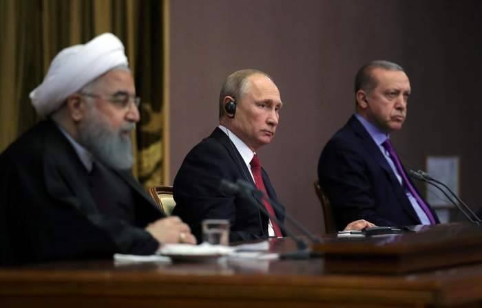 Photo of الكرملين: لقاء قمة ثلاثي روسي تركي إيراني في 14 شباط