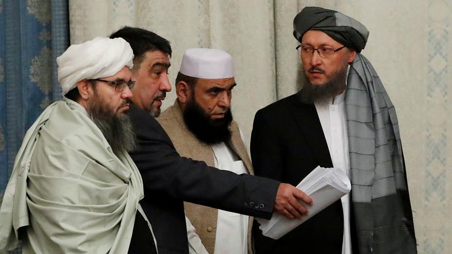 """Photo of موسكو تحتضن لقاء لـ""""طالبان"""" ومعارضين للرئيس الأفغاني"""