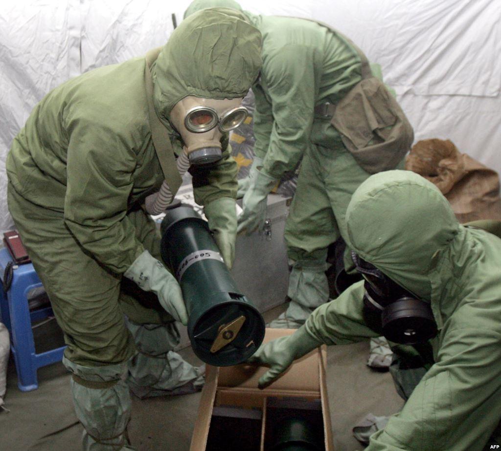 Photo of روسيا تحذر من استفزازت أمريكية بالسلاح الكيماوي في سورية
