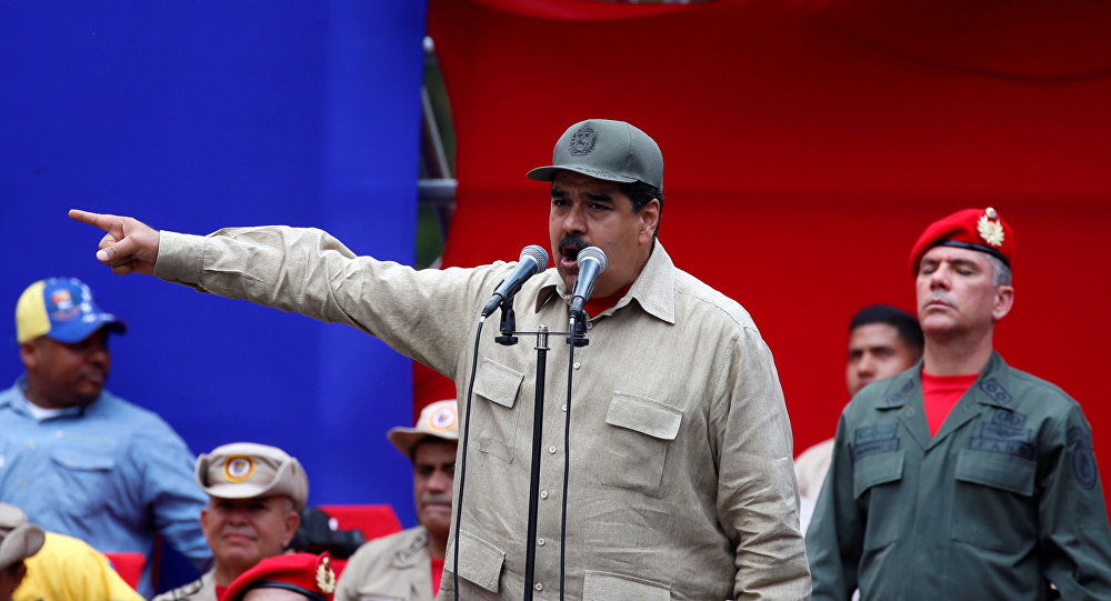 Photo of مادورو: سنجري انتخابات برلمانية مبكرة