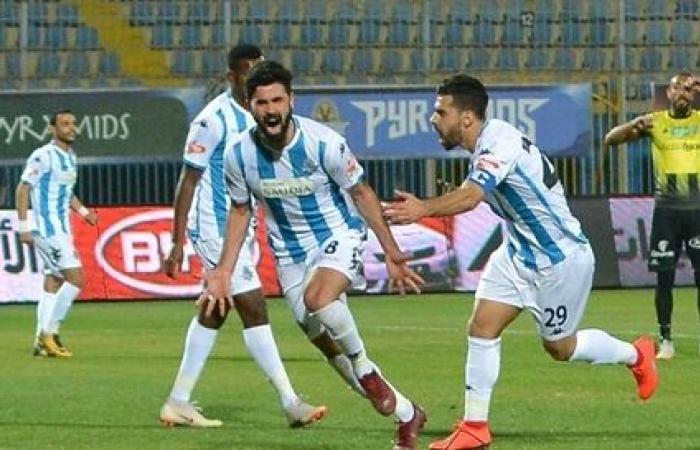 "Photo of خريبين يقود ""بيراميدز"" لفوز ثمين في الدوري المصري"