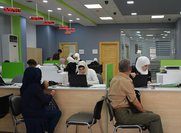 "Photo of حسن لـ""الوطن اون لاين"": مركز لخدمة المواطن في كلية الآداب بجامعة تشرين قريبا"