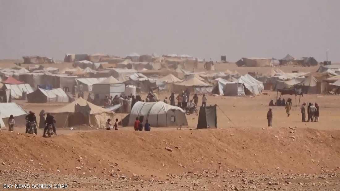 صورة دمشق وموسكو: الولايات المتحدة تنقل المساعدات الإنسانية الأممية إلى الإرهابيين