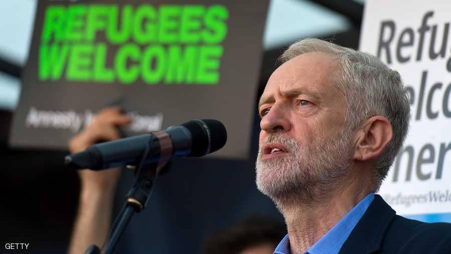 """Photo of زعيم حزب العمال البريطاني يدعو بلاده لإدانة قتل """"الإسرائيليين"""" للفلسطينيين"""