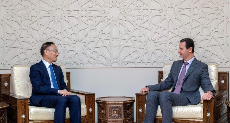 Photo of الرئيس الأسد: أي حديث عن حلول سياسية في ظل انتشار الإرهاب هو وهم وخديعة