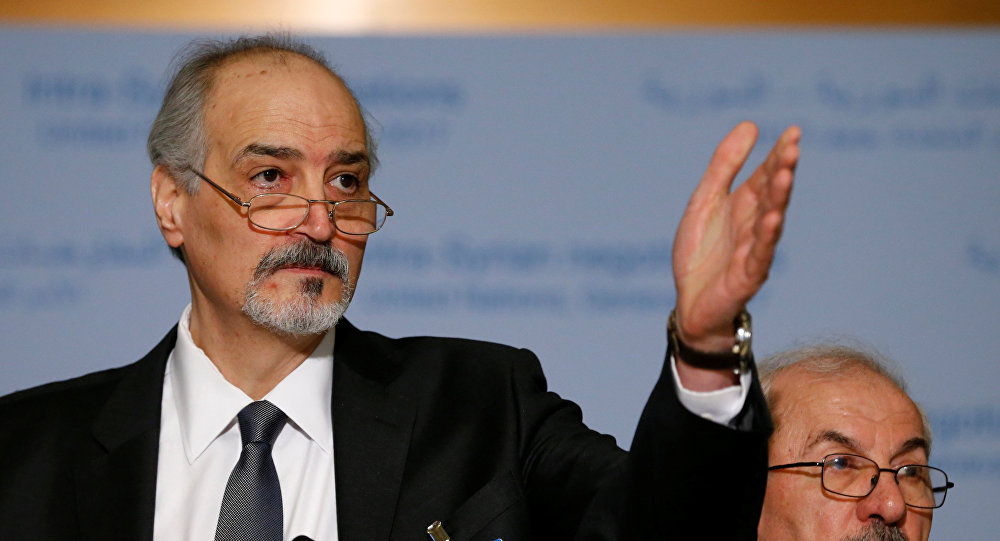 "Photo of الجعفري: ""البغدادي"" و""الجولاني"" صناعة البنتاغون.. وبغداد والجولان بريئتان منهما"