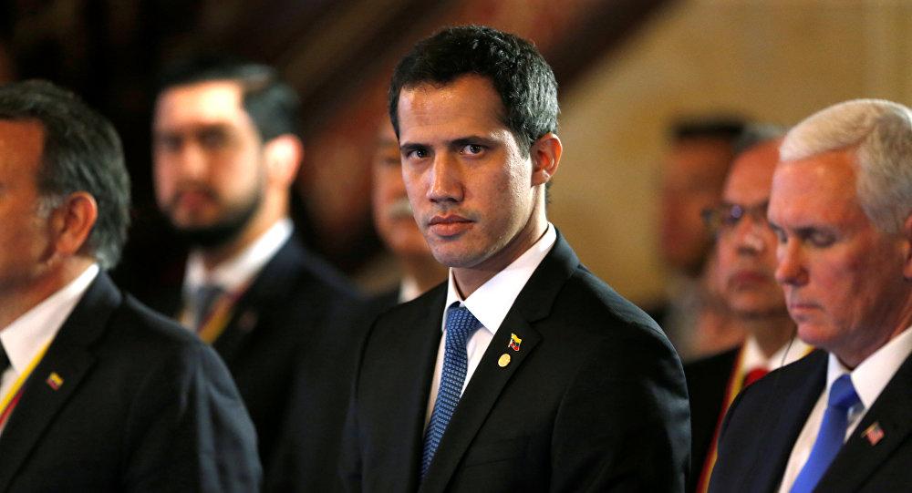 "Photo of غوايدو يحدد 6 نيسان القادم موعدا لـ ""تحركات تكتيكية لتحرير فنزويلا""!"