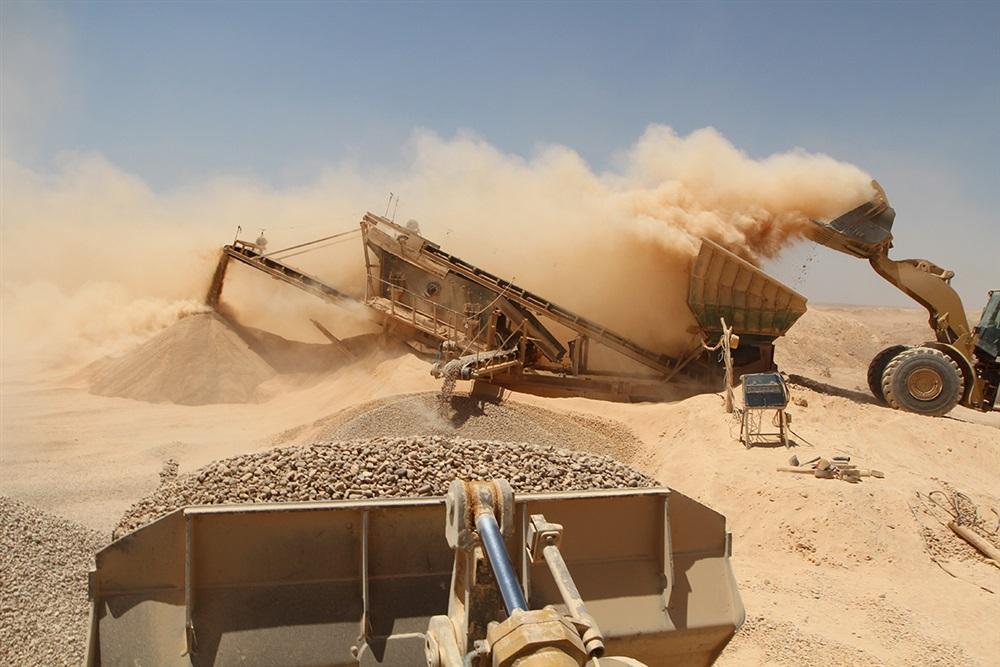 "Photo of مدير ""الجيولوجيا"": طرح خامات للاستثمار وإقامة صناعات جديدة قريباً"