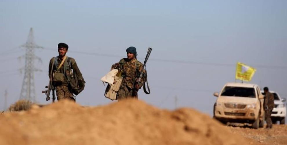 "Photo of قبل إطلاق المعركة الأخيرة.. ""داعش"" يضرب ""قسد"" في الرقة ودير الزور"