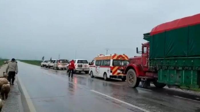 "Photo of ميليشيا ""قسد"" تمنع المساعدات السورية عن منكوبي فيضانات الحسكة"