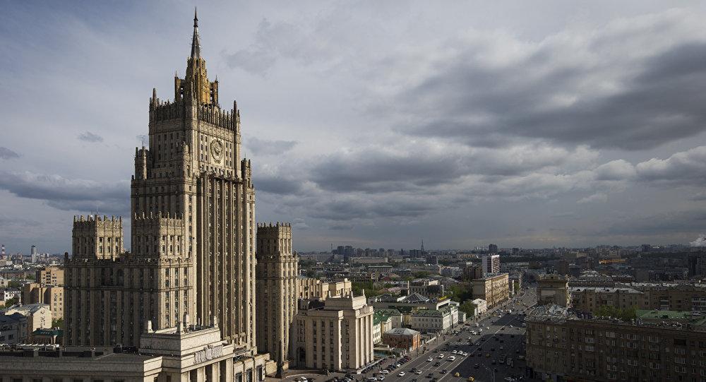 صورة الخارجية الروسية توضح هدف استنتاجات بعثة التحقيق في استخدام السلاح الكيميائي في سورية
