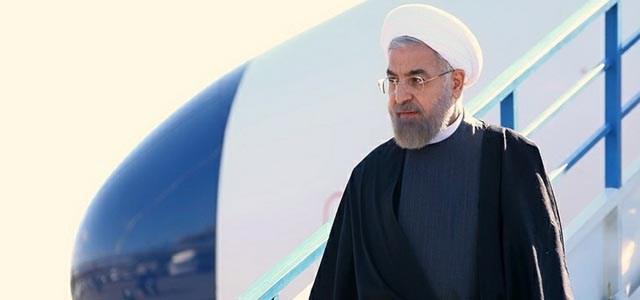 Photo of روحاني يصل إلى العراق في زيارة رسمية