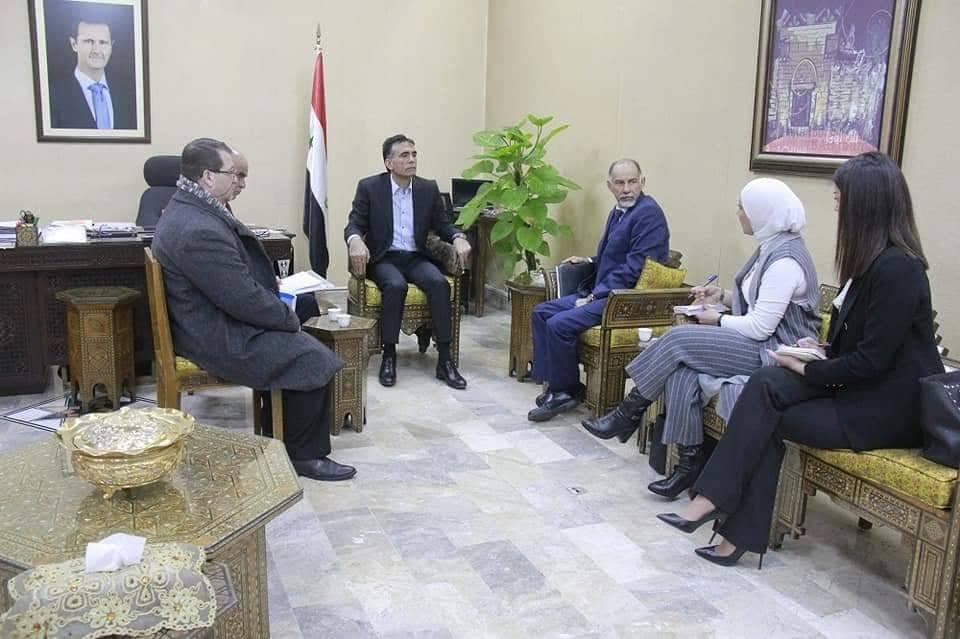 Photo of وزير التربية يضع شروط على ترميم المنظمات الدولية للمدارس