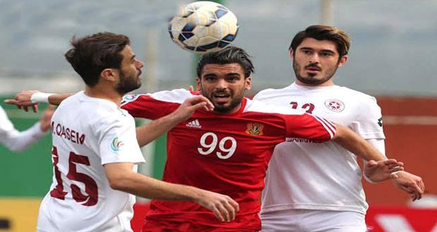 Photo of الجيش يحصد نقاطه الثلاث من عقر دار النجمة اللبناني