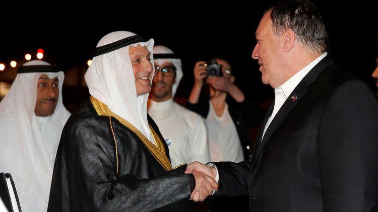 Photo of وزير الخارجية الأمريكي يبدأ جولة في المنطقة انطلاقا من الكويت