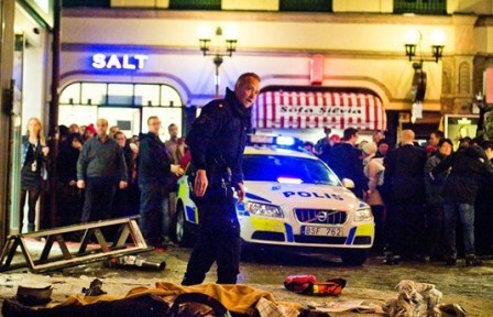 Photo of انفجار في منطقة صناعية تابعة لستوكهولم وإصابة 5 أشخاص بجروح